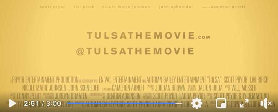 Tulsa the Film Augusta GA