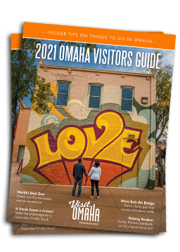 2021 Visitors Guide Cover
