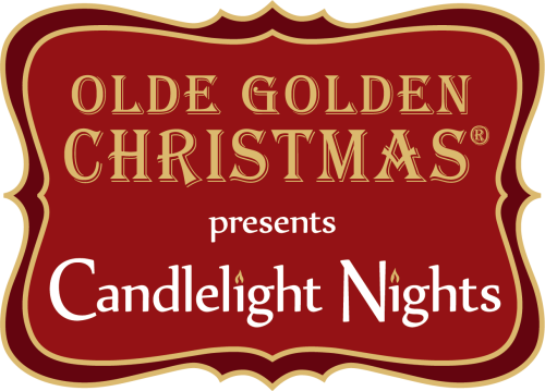 Olde Golden Christmas Logo