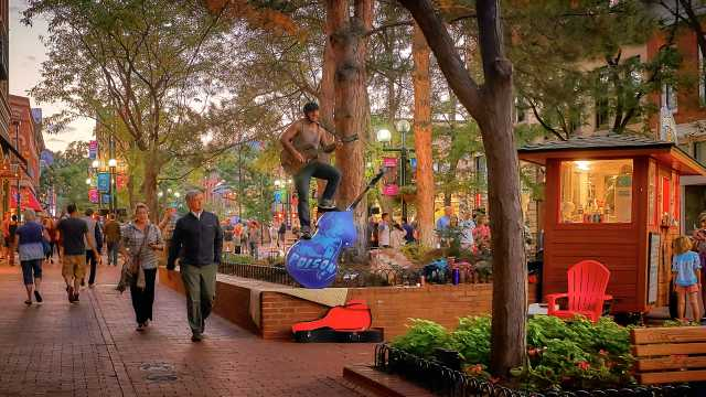 Fun For Your Extended Family In Boulder