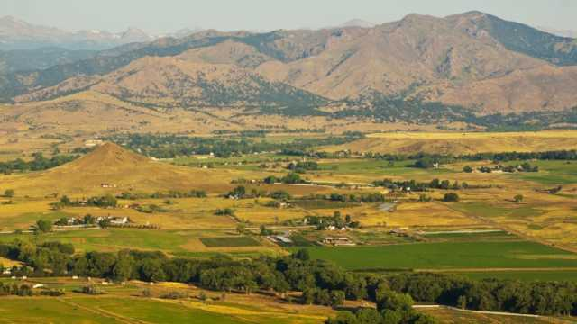 The Boulder County Farm Trail Scenic Drives Tours