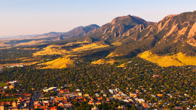 Boulder Maps | Downtown, Hiking Trails, Resort Map, Walking Tours on