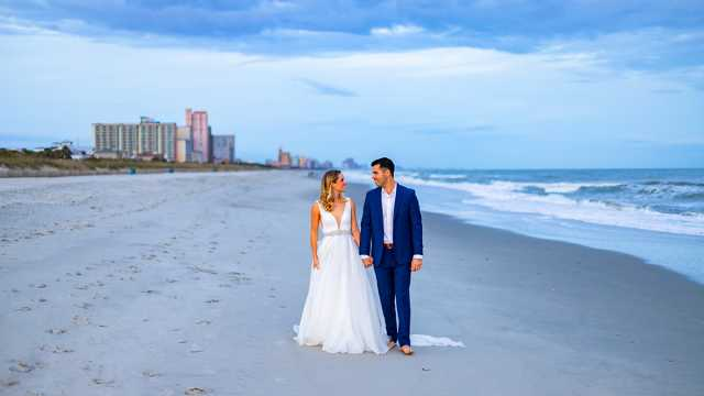 Myrtle Beach Weddings & Honeymoons: Venues, Packages | Visit ...