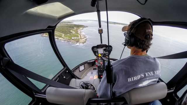 Bird's Eye Helicopter Tour