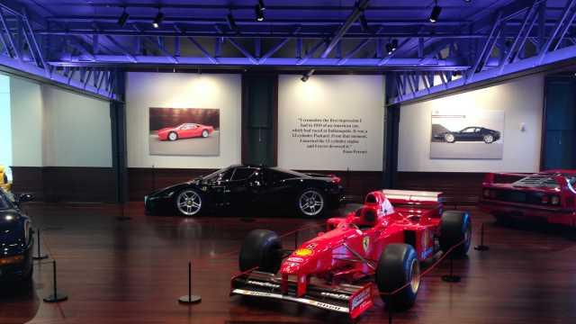 Audrain Car Museum
