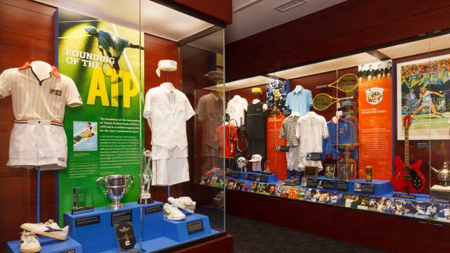 International Tennis Hall of Fame Museum