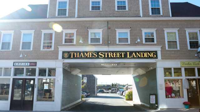 Thames Street Landing