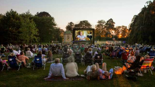 Newport Film Outdoors