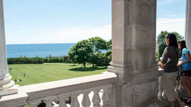 View from The Breakers Balcony
