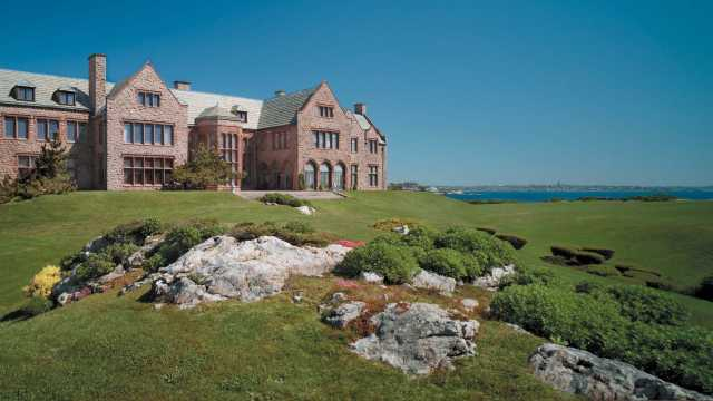 Rough Point Mansion in Newport