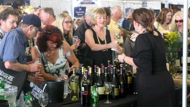 Newport Mansion's Wine & Food Festival