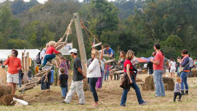 Norman Bird Sanctuary Harvest Fair
