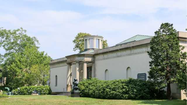 Cushing Gallery, Newport Art Museum