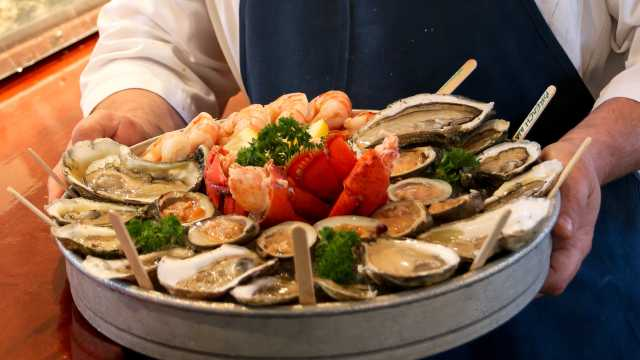 Seafood Restaurants In Newport Dock To Table Dining