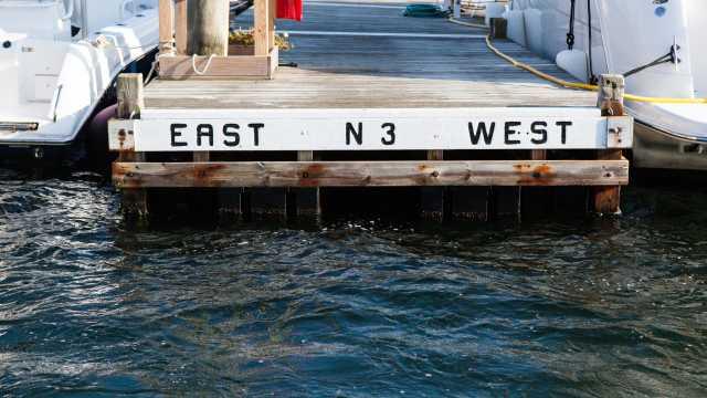 Newport Harbor Dock