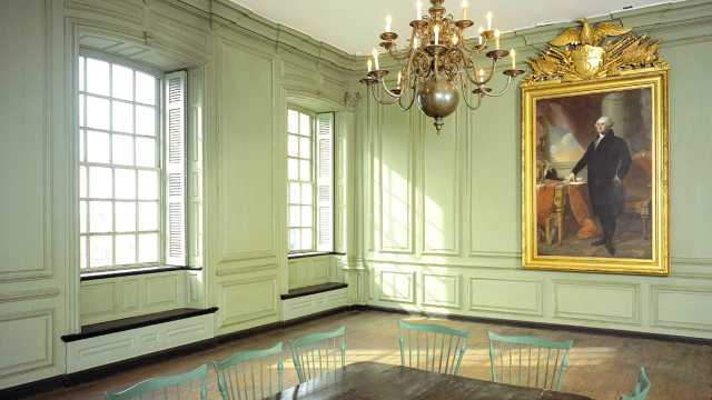 Colony House Interior