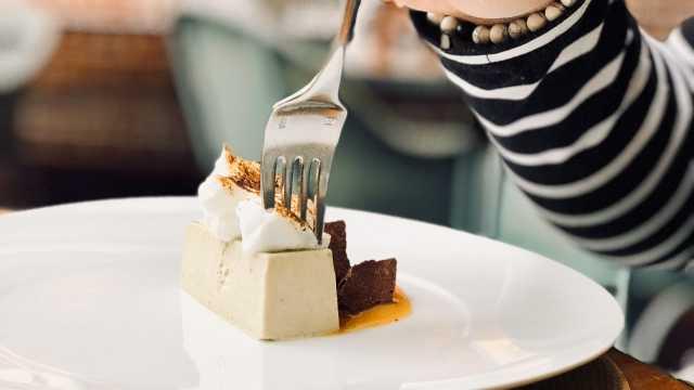 Dessert from Vanderbilt Grille