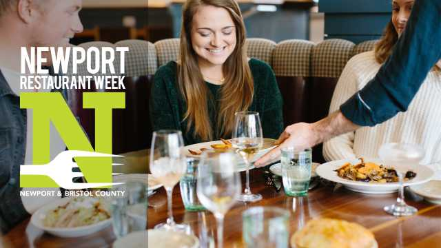 Newport Restaurant Week at Stoneacre