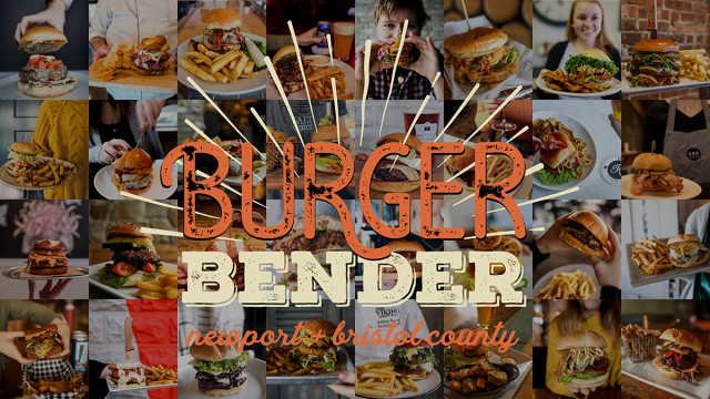 Newport Burger Bender HERO