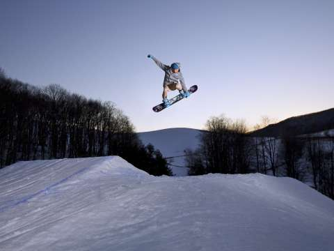 Winter Sports and Activities in Asheville, N.C.