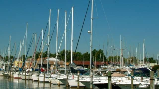 Otter Pt Sailboat Marina