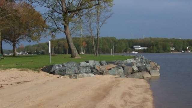 Flying Point Park Beach