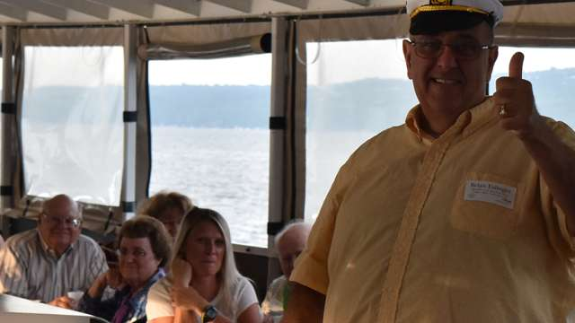 September 2021 Mixer on Captain Bill's
