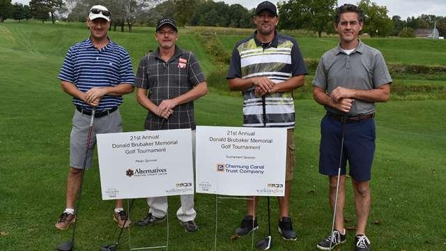 Golf Tournament - 2021 - Team