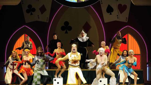 Theater League Spamalot