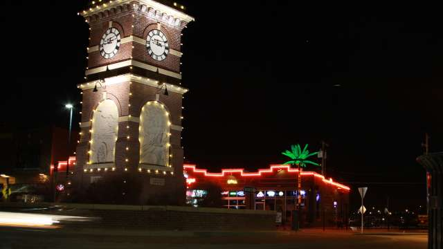 Wichita Delano Clock Tower 2