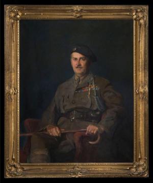 Pell Portrait
