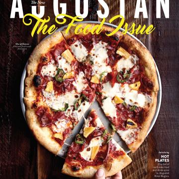 New Augustan Issue Six Cover