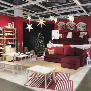 Ikea Living Room Holidays