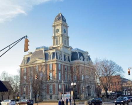 Hamilton County Courthouse Square, Noblesville