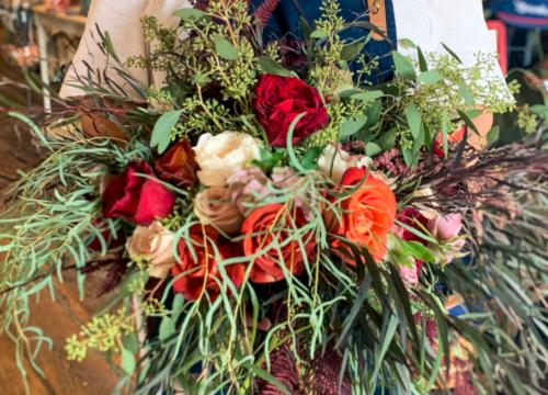 Copy of Flowers at Mercantile