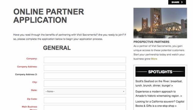 Partners | Visit Sacramento