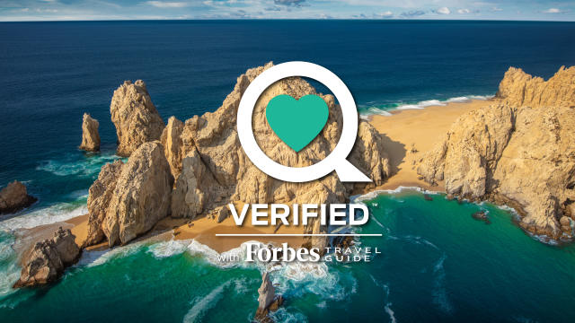 Verified with Forbes Travel Guide