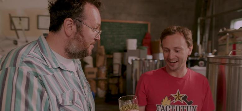 Comedians Doing Things: Factotum Brewhouse