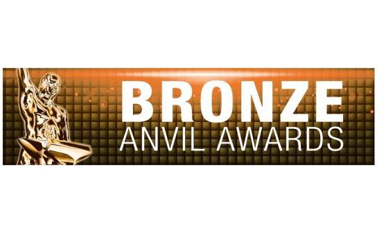 2017 Bronze Anvil Award of Commendation recognizes bureau's ...