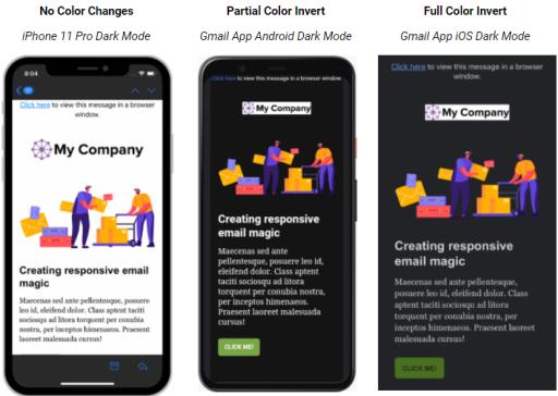 Email -Dark Mode  Outline Color - Aug2021