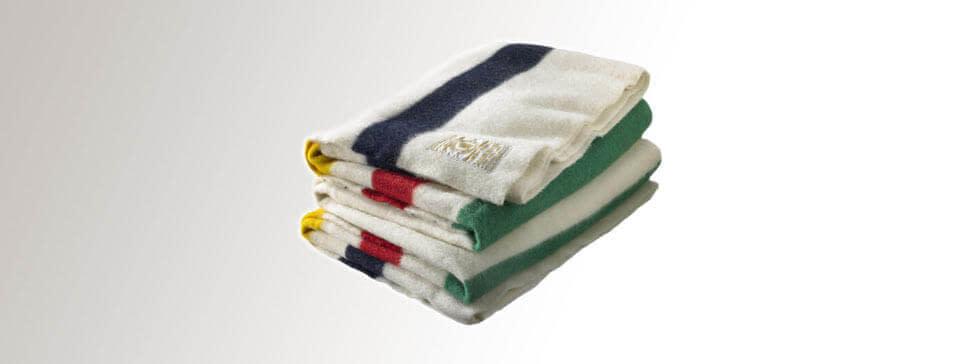 hudson bay blanket towels