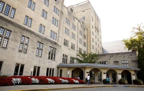 IU memorial union hotel
