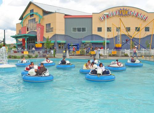 Family Fun Center Bumper Boats