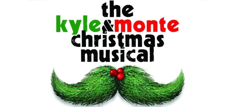 Kyle ant Monte Christmas Musical