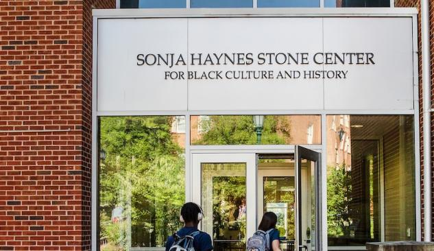 Sonja Hanes Stone Center for Black Culture and History - outside view