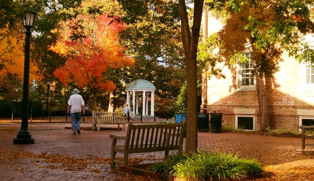 UNC-Chapel Hill Campus Old Well