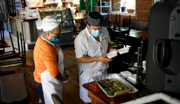 Vimala's Curryblossom Prepares Dinners for Residents at Northside
