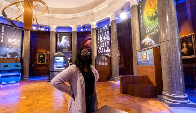 Visit Morehead Planetarium and Science Center