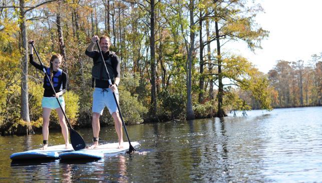 Paddle the Peake - Paddle Pro