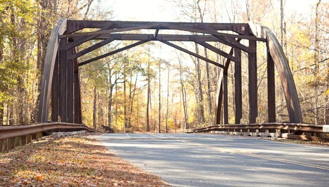 Bunch Walnuts Road Bridge
